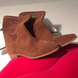 Michael Kors Ankle Suede BOOTIES Size 11
